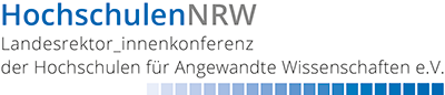 Hochschulen NRW Logo