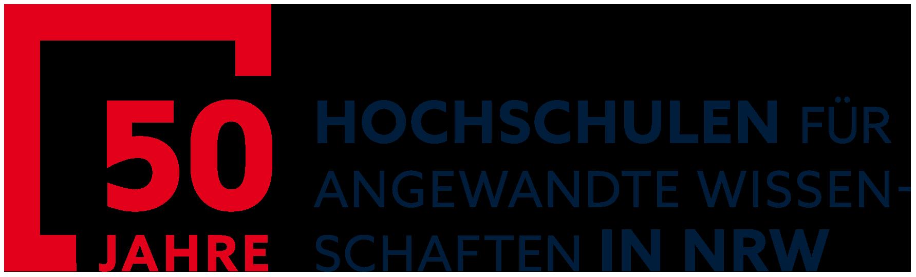 50 Jahren HAWs in NRW